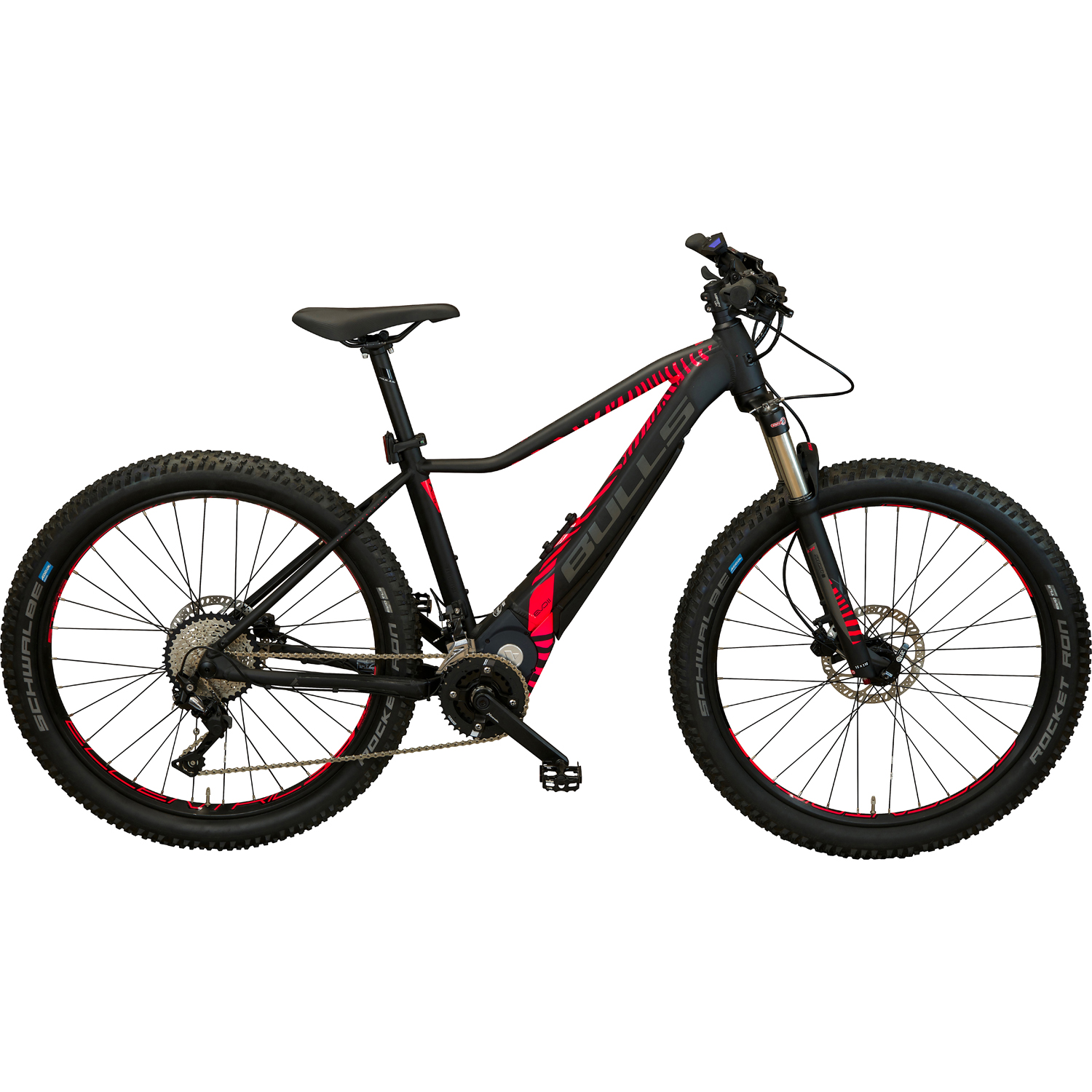 Bulls E-Stream EVA 2 27,5 Zoll E-Mountainbike Damen | Online Shop ...