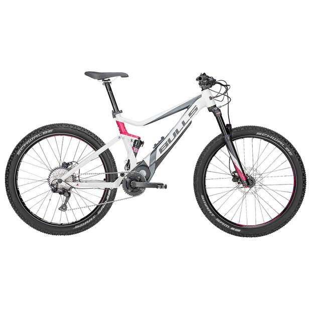 BULLS E-Stream Eva TR 2 27.5 + E-Mountainbike Damen | Online Shop ...
