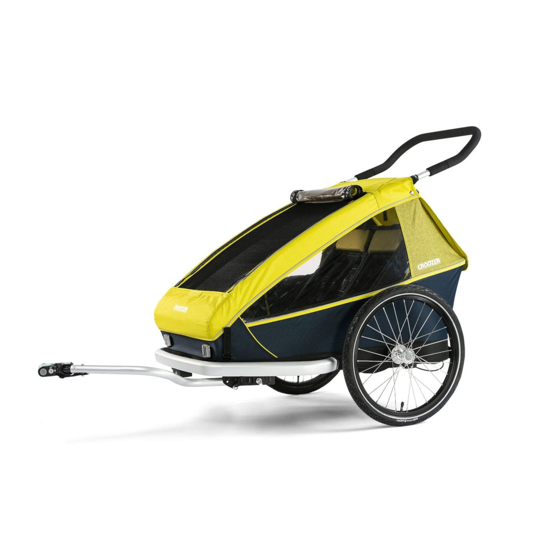 Croozer Kid For 2 Kinderanhanger Online Shop Zweirad Stadler
