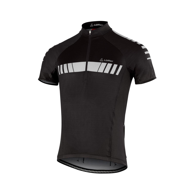 Löffler Hotbond reflective Bike-Trikot HZ Herren   Online Shop ...