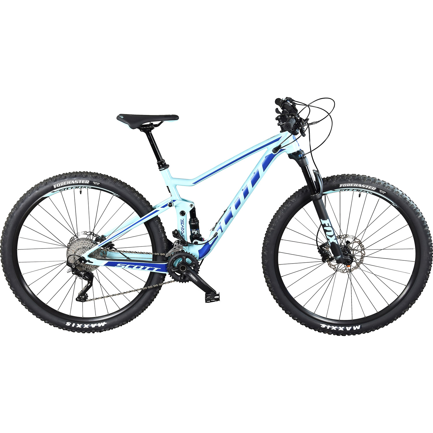 Scott Contessa Spark 920 Fully Mountainbike 29\