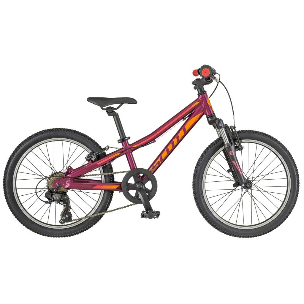 Scott Contessa JR 20 Mädchenfahrrad 20 Zoll Mountainbike | Online ...