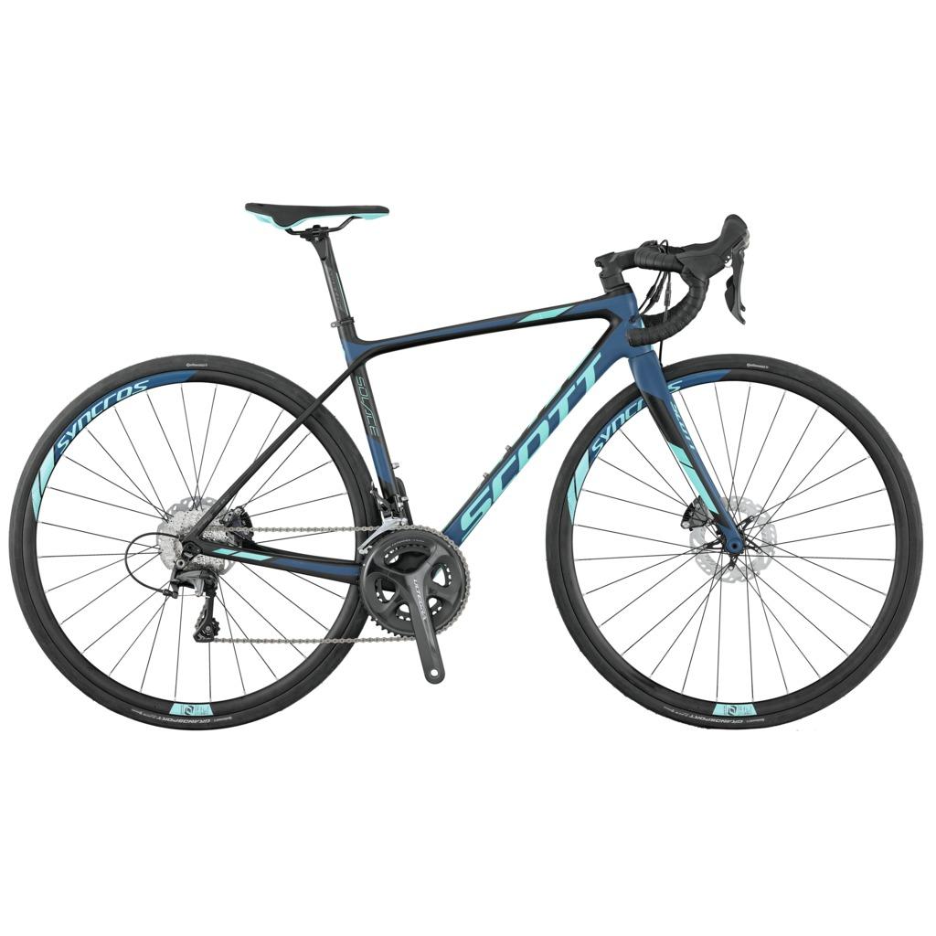 Scott Contessa Solace 15 Disc Damen Rennrad | Online Shop | Zweirad ...