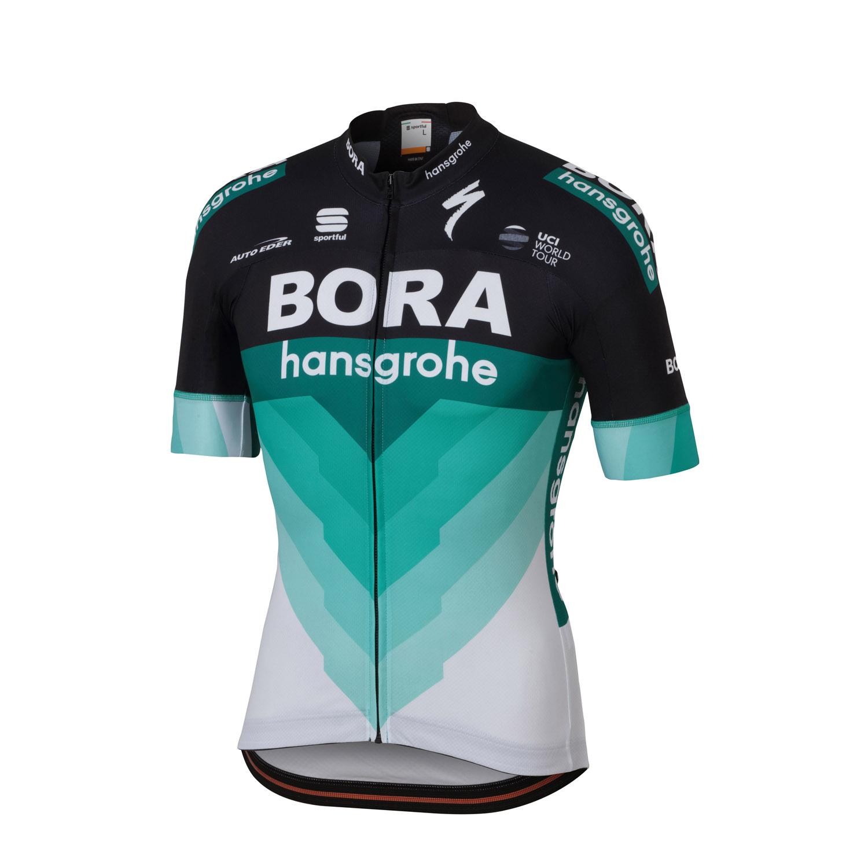 Sportful Team Bora Hansgrohe Kurzarmtrikot Herren   Online Shop ...