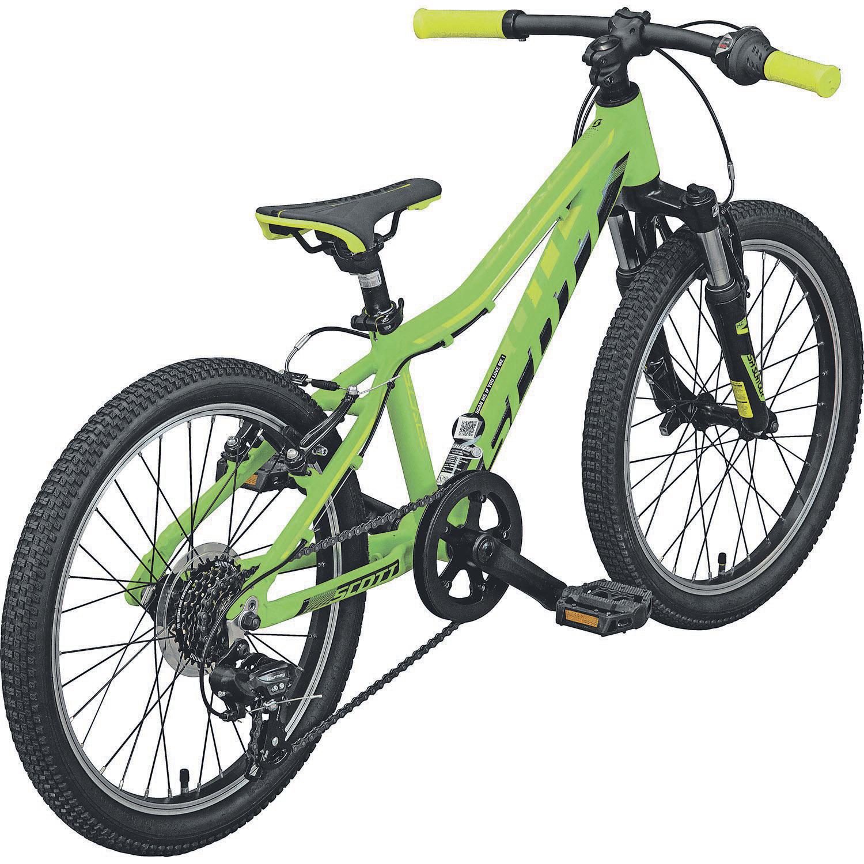 Scott Scale JR 20 Kinderrad Mountainbike 20 Zoll   Online Shop ...