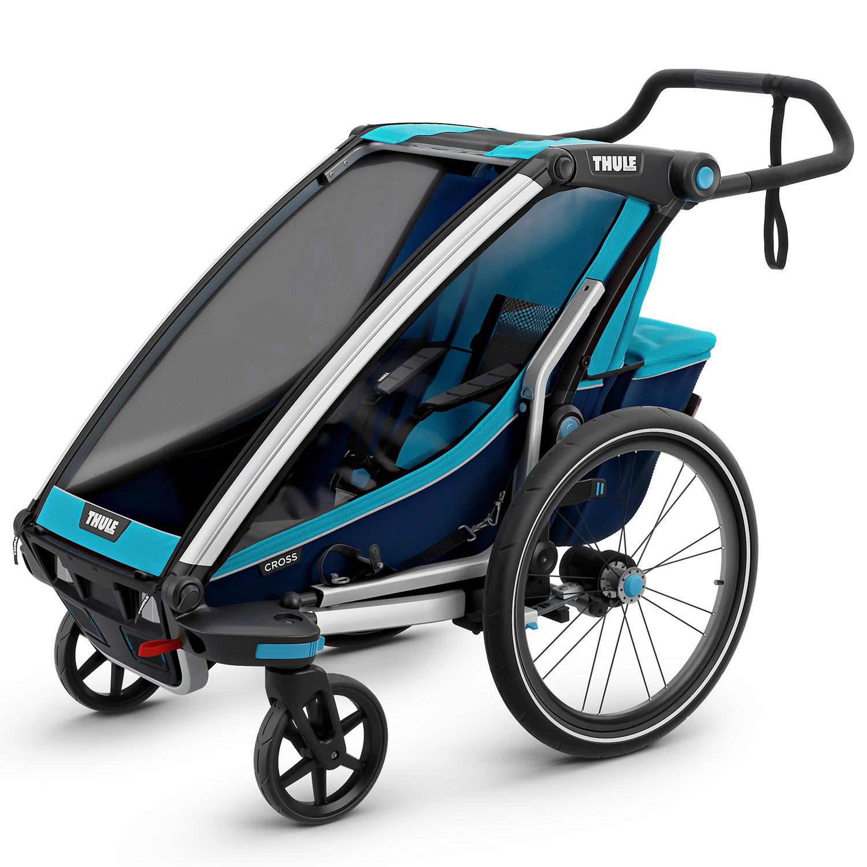 Thule Chariot Cross 1 Fahrradanhanger 2020 Online Shop