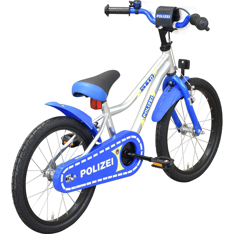 BACHTENKIRCH STREETY POLIZEI 18 ZOll Kinderfahrrad | Online Shop ...