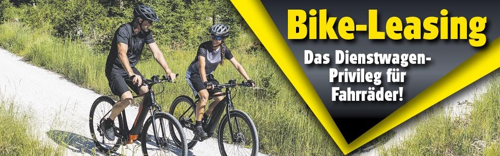 Bikeleasing bei Zweirad-Stadler