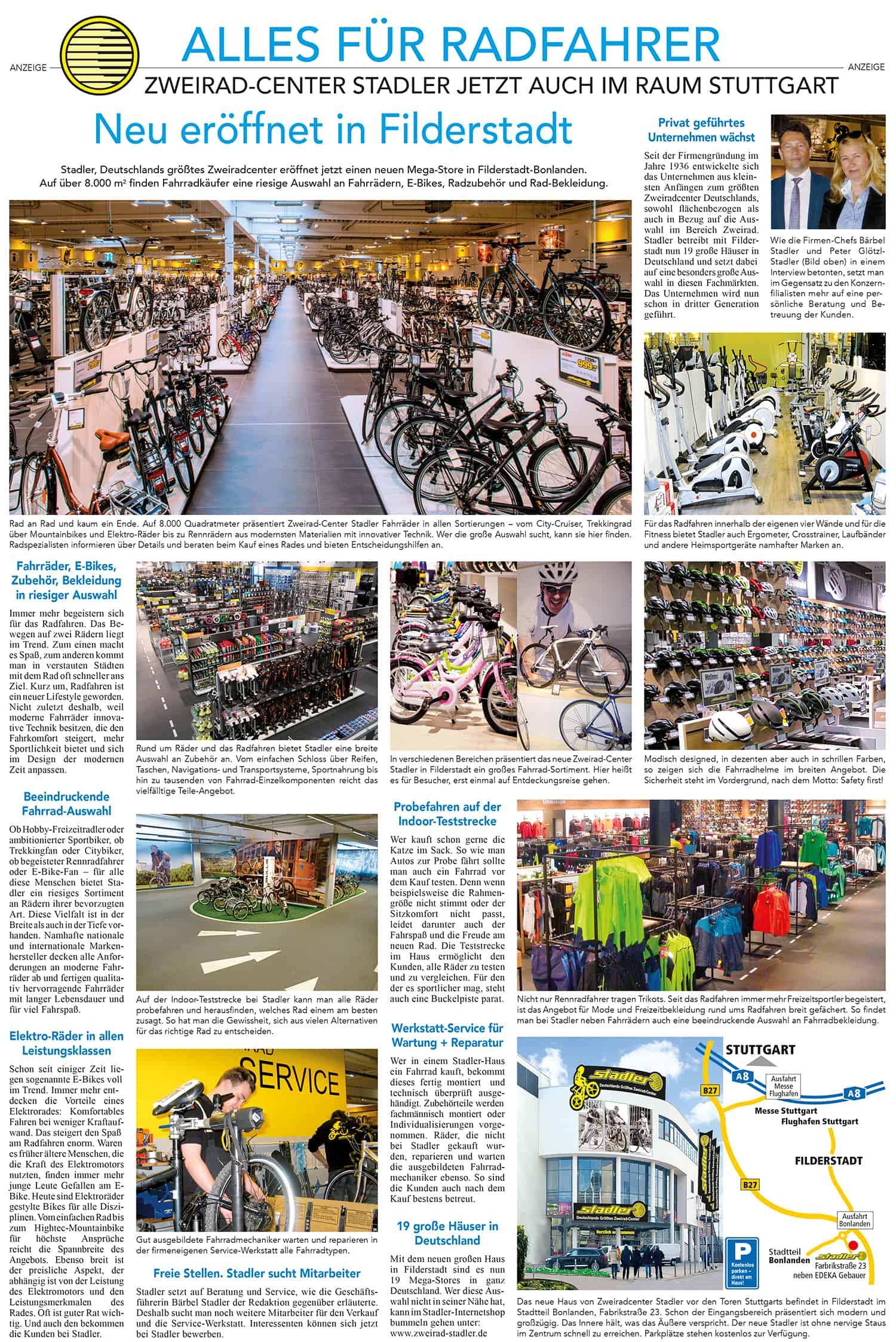 Craft | Online Shop | Zweirad Stadler