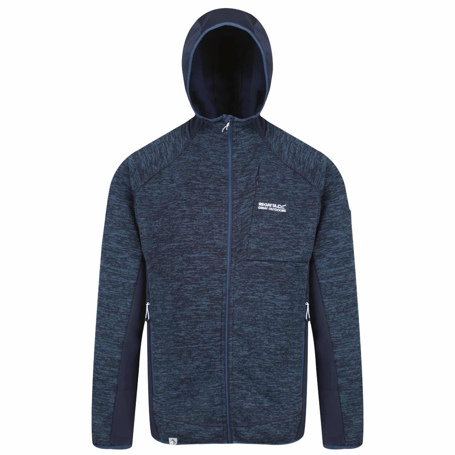 regatta fleece jacke herren