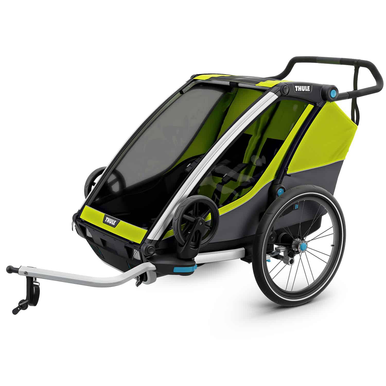 Thule Chariot Cab 2 Fahrradanhanger 2020 Online Shop Zweirad
