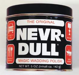 Nevr Dull Metall-Pflegemittel (142 g)