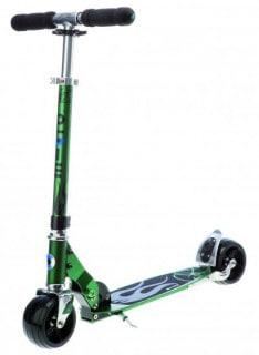 Micro Scooter Micro Rocket Farbe racing grün