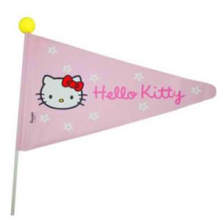 Bike Fashion Kinderwimpel Hello Kitty