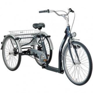 PFAU-Tec Classic Shopping-Dreirad Spezialrad