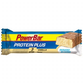 Powerbar Riegel Protein Plus Reduced in Carbs (35 g)