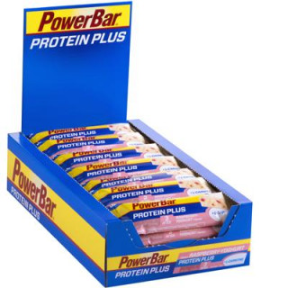 Powerbar Riegel Protein Plus + L-Carnitin  Box (30 x 35 g)