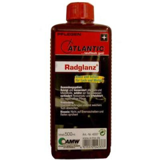 Atlantic Reinigungsmittel Radglanz Nachfüllflasche (500 ml)