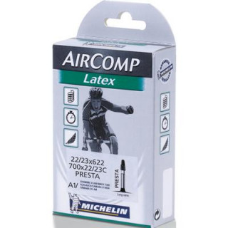 Michelin Latexschlauch AirComp A1 (28 Zoll)