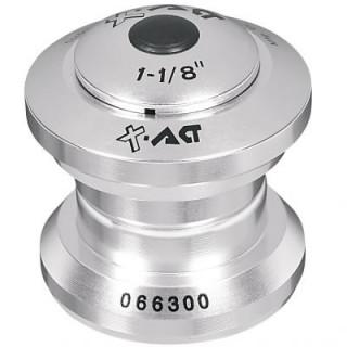 Humpert Steuersatz X-Act S118AC silber