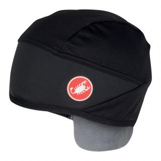 Castelli Estremo WS Skully Mütze schwarz, uni
