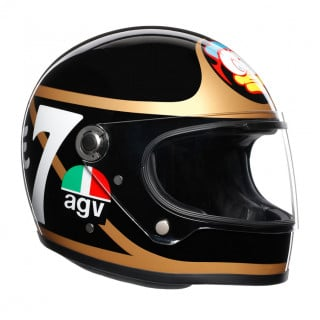AGV Barry Sheene Integralhelm