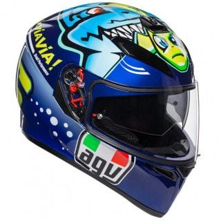AGV K3-SV Rossi Misano 2015 Integralhelm