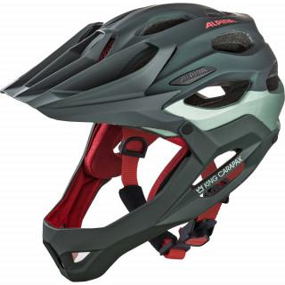 Alpina King Carapax Fullface Helm