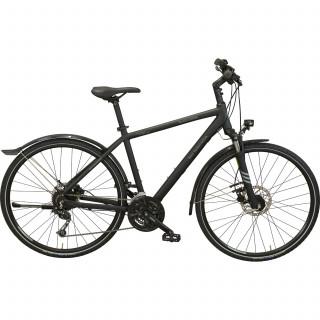 Bike Manufaktur Black Cross Trekkingfahrrad