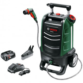 Bosch Fontus Akku-Outdoor-Cleaner Hochdruck-Reiniger