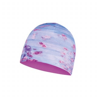 Buff Microfiber Polar Mütze Kinder Levendr Purple
