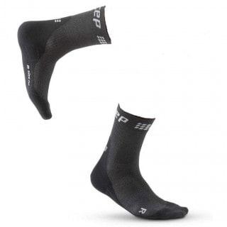 CEP Winter Fahhrad Socken kurz
