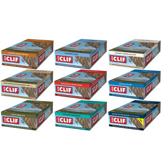 Clif Bar Energie-Riegel Box (12 x 68 g)