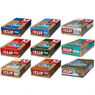 Clif Bar Riegel Box (12 x 68 g)