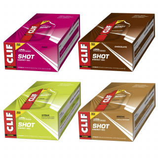 Clif Shot Energy Gel Box (24 x 34 g)
