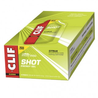 Clif Shot Energy-Gel Box (24 x 34 g)