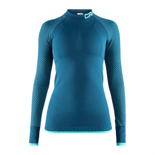 Craft Warm Intensity Langarm-Unterhemd Damen