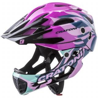 Cratoni C-maniac Pro Fullface Helm