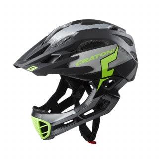 C-Maniac Pro Fullface-Helm