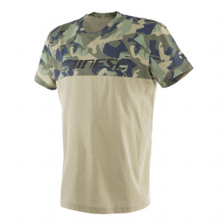 Dainese Camo-Tracks T-Shirt