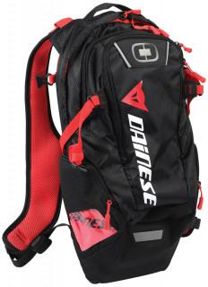 Dainese Dakar Hydration Motorradrucksack schwarz, 9 L