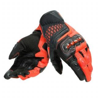 Dainese Carbon 3 Short Lederhandschuh
