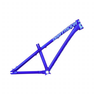 Dartmoor Two6Player Dirtjump Rahmen Space Blue (large)