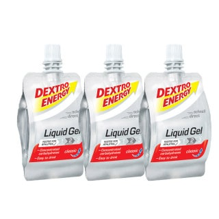Dextro Energy Liquid Gel Classic 3er Set (3x 60 ml)