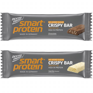 Dextro Energy Smart Protein Crispy Bar Eiweiß-Riegel (45 g)