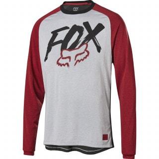 Fox Ranger LS Drirelease Fahrradshirt Herren