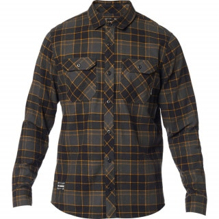 Fox Traildust 2.0 Flannel Bike-Shirt