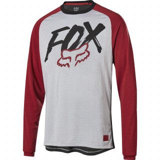 Fox Youth Ranger DR LS Radtrikot Kinder