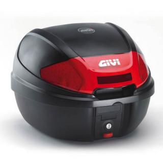 Givi E300 Monolock Topcase mit Platte
