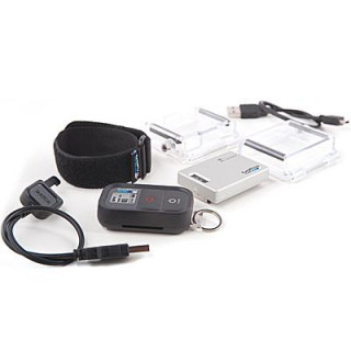 GoPro Wi-Fi-Combo-Kit BacPac und Remote